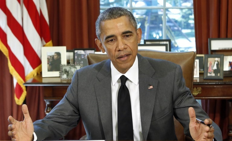 oval office july 2015. us president barack obama talks to the media in oval office at white house july 2015 f