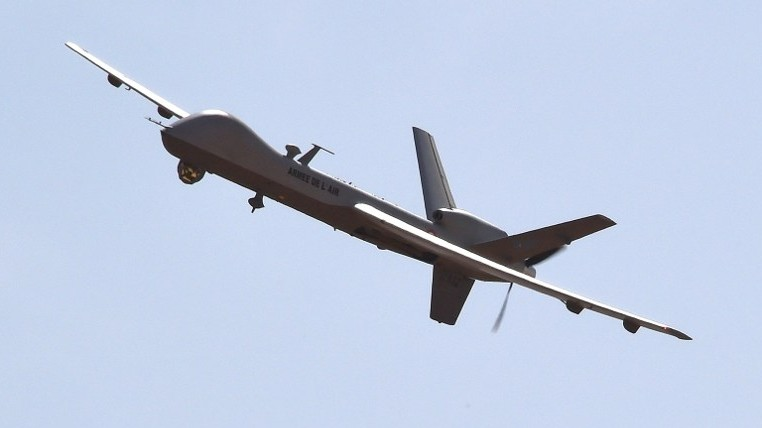 Russian Federation  'alarmed' by possible US-manipulated drone attack