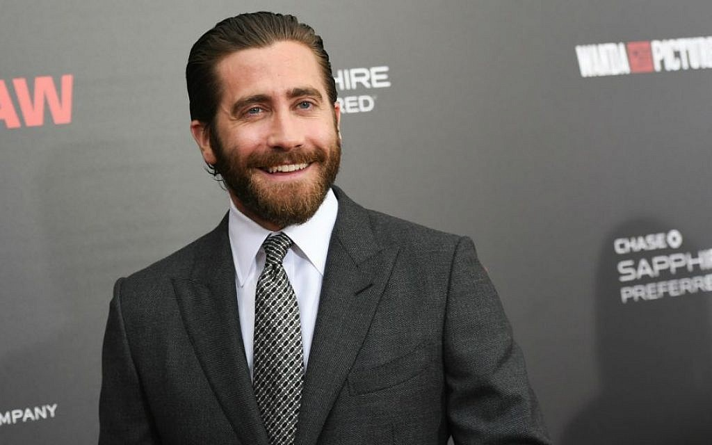 27e215bed96083 Actor Jake Gyllenhaal attends the premiere of  Southpaw  at the AMC Loews  Lincoln Square