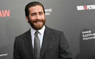 Actor Jake Gyllenhaal attends the premiere of 'Southpaw' at the AMC Loews Lincoln Square on Monday, July 20, 2015, in New York. (Evan Agostini/Invision/AP)