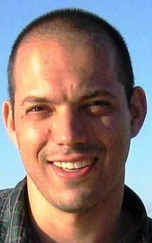 Noam Gruber (Photo courtesy of the Shoresh Institute)