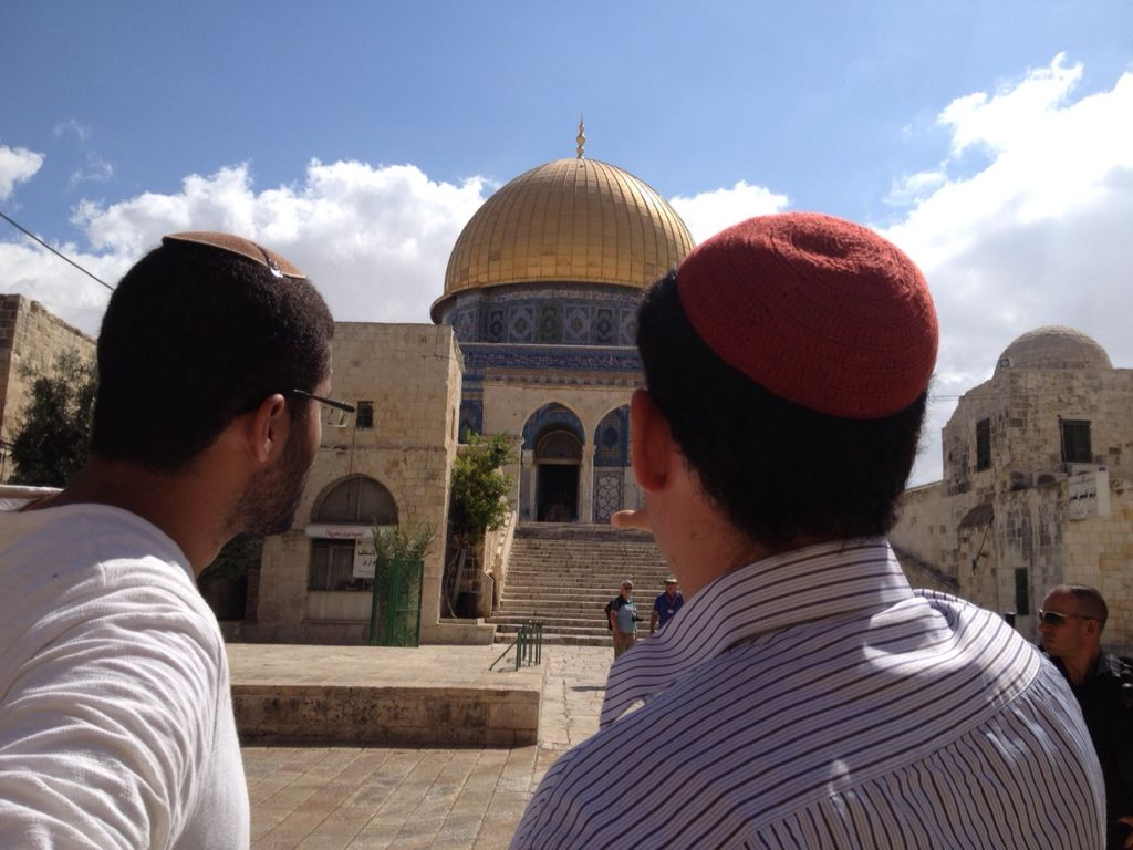 Jew Detector: On Temple Mount, Some See A Dome And Imagine An Altar