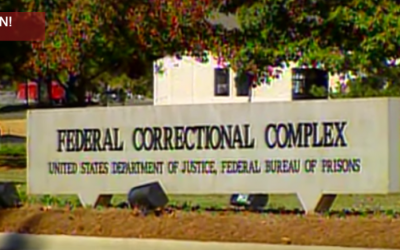 Federal Correctional Complex, Butner (CNN Screenshot)