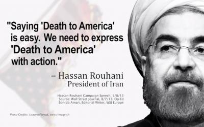 IFCJ Iran deal ad (YouTube screenshot)