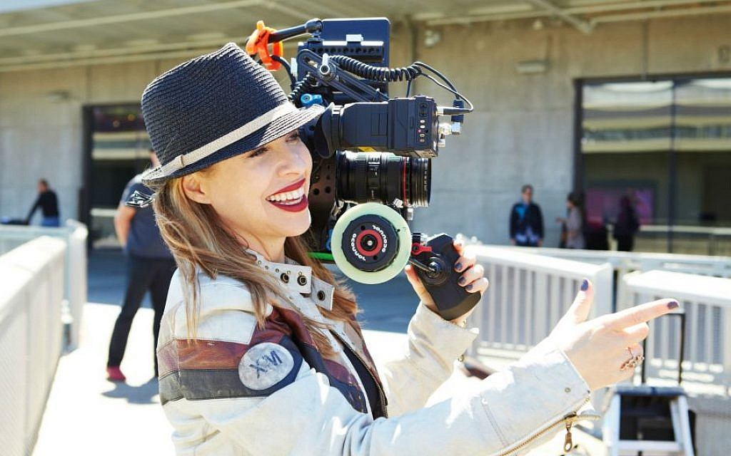 Tiffany Shlain has quietly become one of the most influential Jewish filmmakers in the country. (Courtesy of Tiffany Shlain/JTA)