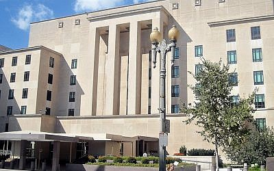 The headquarters of the US State Department  in Washington DC (CC-BY-SA AgnosticPreachersKid/Wikipedia)