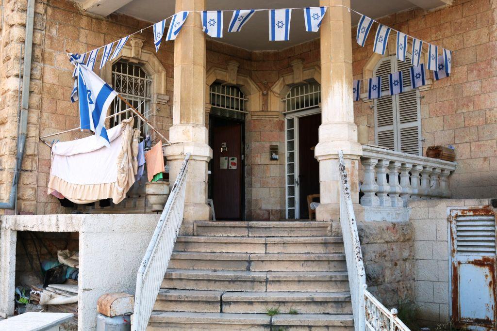 The Mani house (Shmuel Bar-Am)