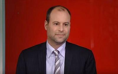 Noel Biderman, CEO of  Avid Life Media (YouTube screenshot)