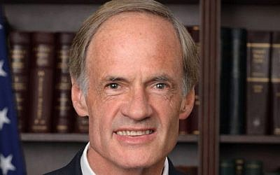 US Senator Tom Carper (D-DE) on September 20, 2012. (CC BY-SA United States Senate)