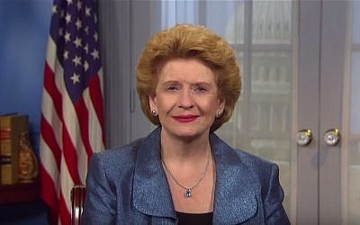 Michigan Senator Debbie Stabenow (YouTube screenshot)
