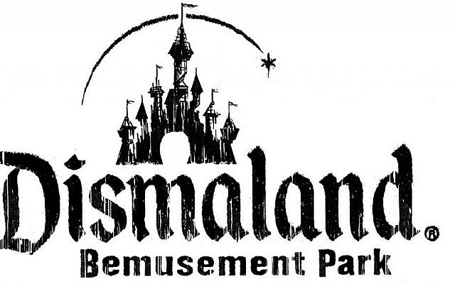 Banksy's Dismaland, a sinister take on Disneyland, opened in the seaside town of Weston-super-Mare, near Bristol, England, on August 19, 2015. (Dismaland.co.uk)