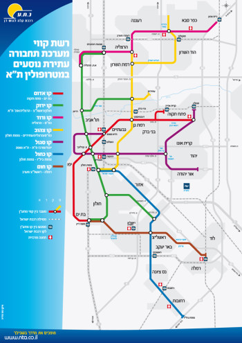 Tel Aviv cheers new subway, bemoans its construction | The Times of ...