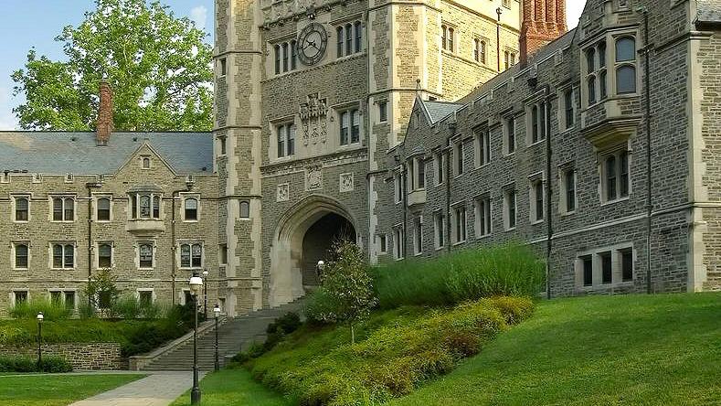 princeton university to install eruv on campus the