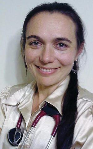 Dr. Sheyna Gifford. (Courtesy Sheyna Gifford)