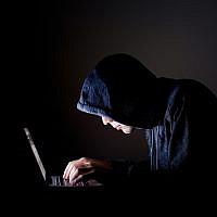 Illustrative hacker image via Shutterstock