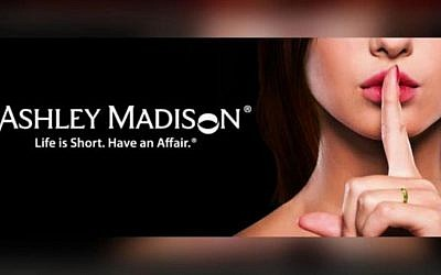 Ashley Madison website logo