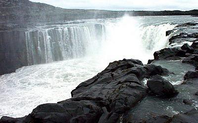 Selfoss waterfall, Iceland (Wikimedia commons/CC BY-SA 3.0)