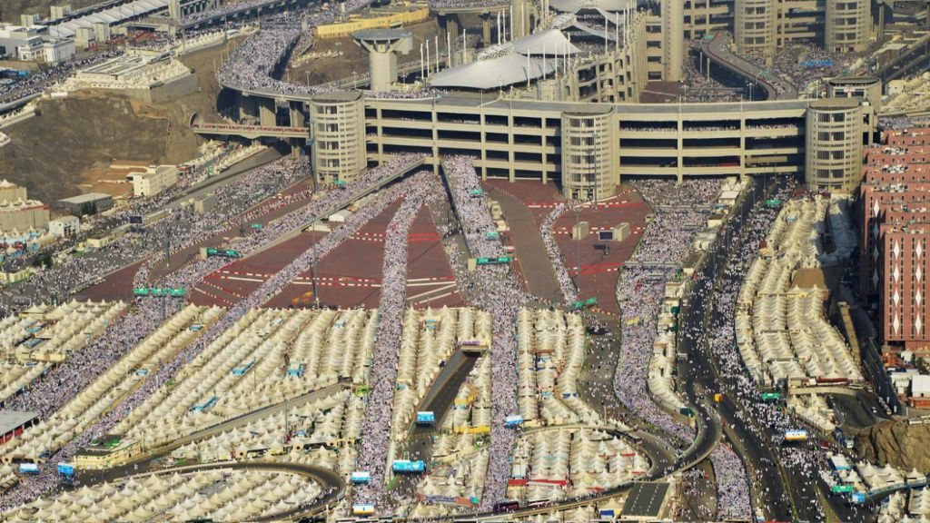 In A Big Crowd As At The Hajj Danger Can Come On Quickly The Times Of Israel