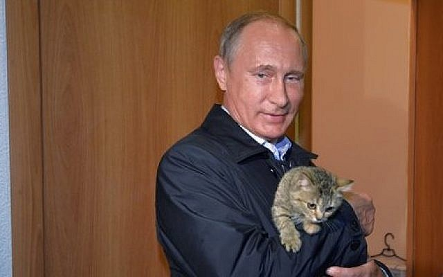 Russian President Vladimir Putin (Alexei Druzhinin/RIA-Novosti, Kremlin Pool Photo via AP)