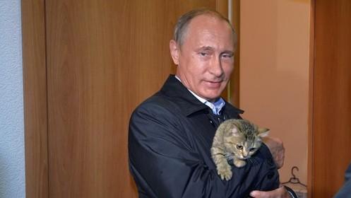 Why is President Vladimir Putin's Russia so threatened by homosexuality? (Alexei Druzhinin/RIA-Novosti, Kremlin Pool Photo via AP)