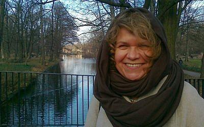 Author Anna Bikont (Marcel Lozinski)