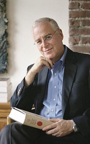 Ron Chernow has won numerous awards for his biographies. (Nina Subin/via JTA)