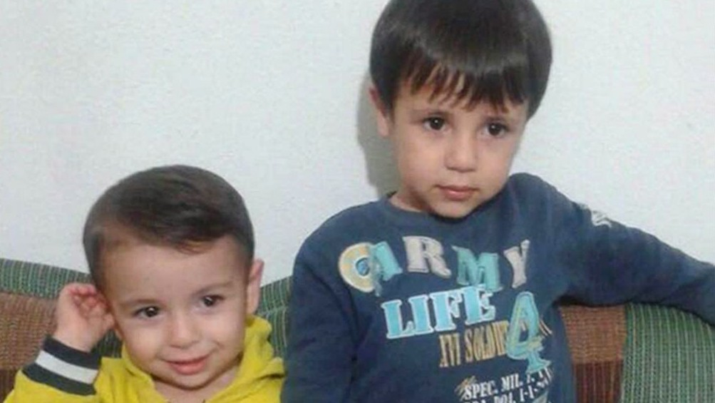 This handout photo courtesy of Tima Kurdi shows Alan Kurdi, left, and his brother Galib Kurdi. The body of 3-year-old Syrian Alan Kurdi was found on a Turkish beach after the small rubber boat he, his 5-year old brother Galib and their mother, Rehan, were in capsized during a desperate voyage from Turkey to Greece. The family stated that the spelling of the boys' names had been changed by Turkish authorities to Aylan and Galip, but were in fact spelled as Alan and Galib. (Photo courtesy of Tima Kurdi /The Canadian Press via AP)