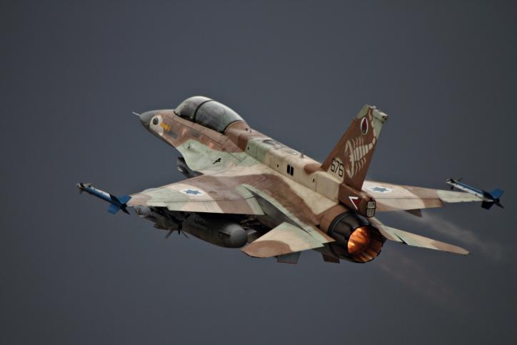Αποτέλεσμα εικόνας για israeli air force attack syria