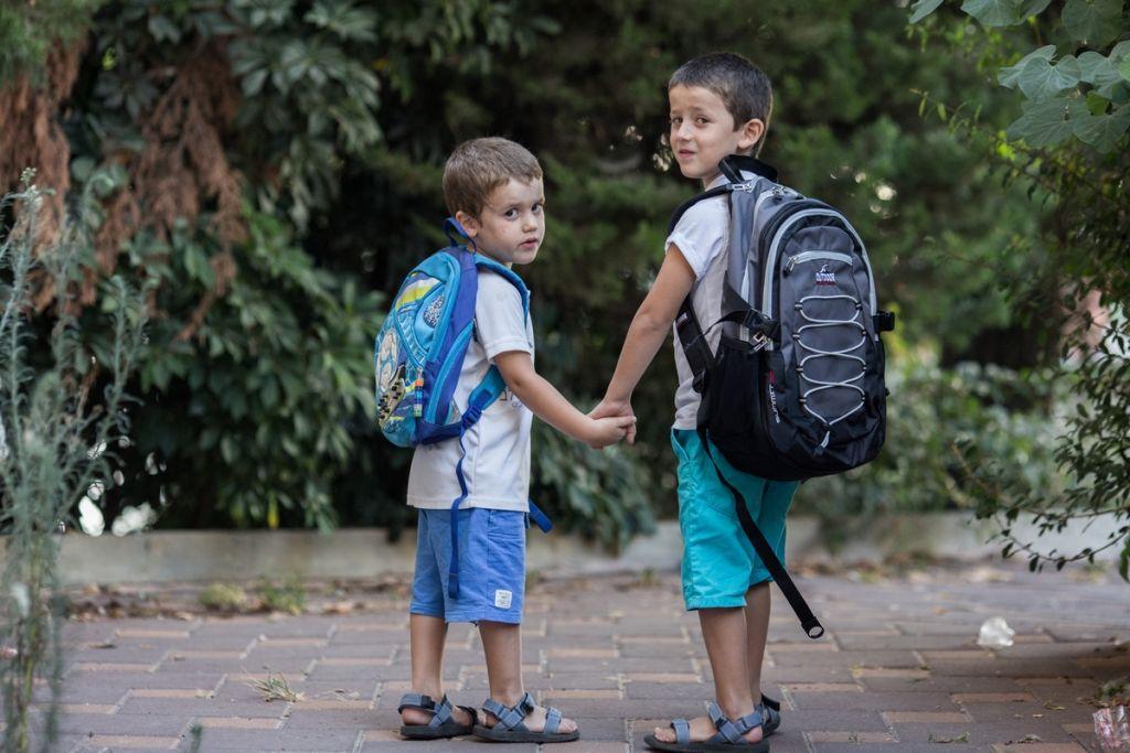 More Than 2 Million Israeli Kids Begin School Year The Times Of Israel