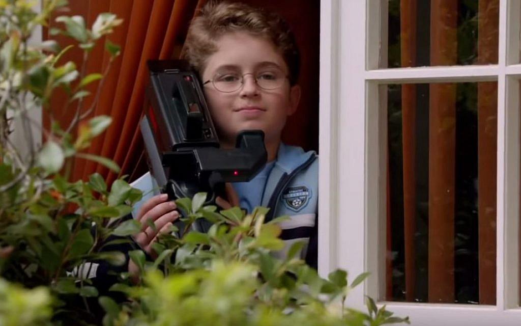 Sean Giambrone plays Adam F. Goldberg in ABC's 'The Goldbergs.' (YouTube screenshot)