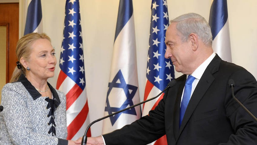 Very Rough Talk With Netanyahu Referenced In New Clinton Email Dump