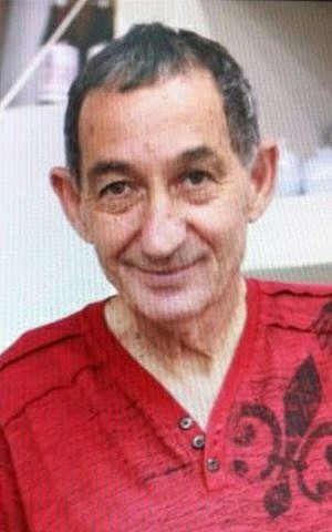 Alexander Levlovitz, 64, who died when he lost control of his car and crashed after terrorists threw rocks at his vehicle in Jerusalem, September 13, 2015. (Courtesy)