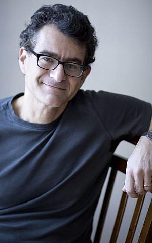 Author Jon Birger (Sandra Wong Geroux)