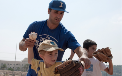 Nate Fish is the Head National Team Coach for the the Israel Association of Baseball.