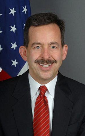 Stephen Mull (State Department / Wikipedia)