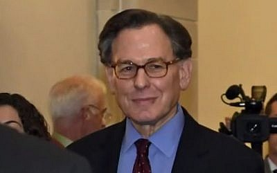 Sidney Blumenthal (YouTube screen grab)