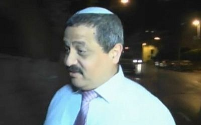 Roni Alsheich (Ynet screenshot)