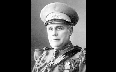 Portuguese Jewish army captain Arthur Carlos Barros Basto (Public Domain/Wikipedia)