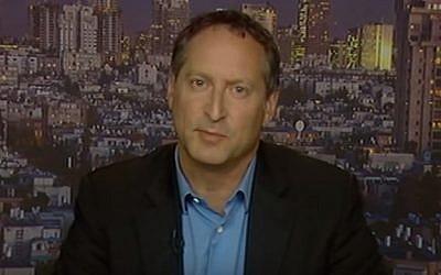SodaStream CEO Daniel Birnbaum (YouTube screen grab)