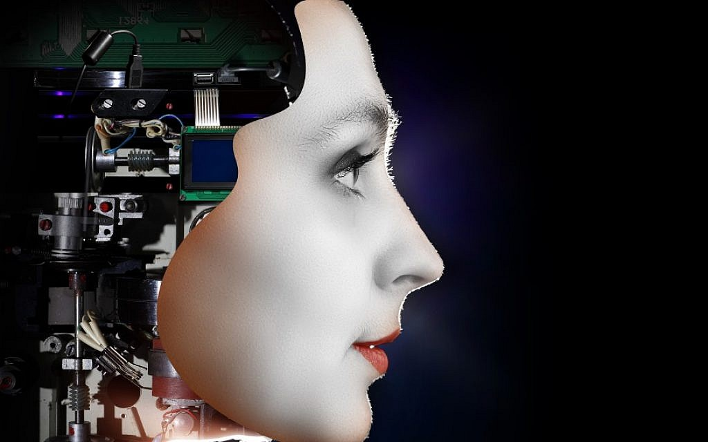 The cyborg revolution is here. Is it good for the Jews?