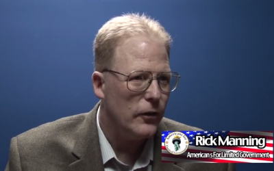 Americans for Limited Government President Rick Manning (screen capture via YouTube)