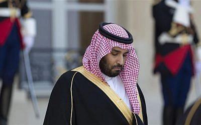 Saudi Deputy Crown Prince and Defense Minister Prince Mohammad bin Salman bin Abdul Aziz Al Saud (AFP)
