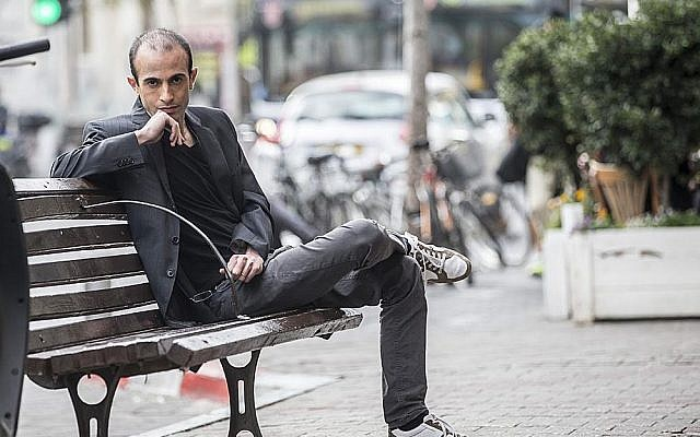 Historian, professor, and author Yuval Noah Harari. (Courtesy)