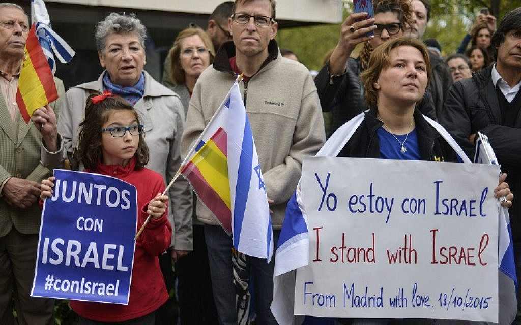 Israel boycott motions scrapped in 4 Spanish cities