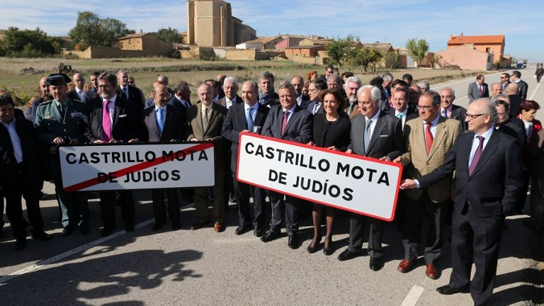 "spanish town jewish dating site The tiny spanish village of castrillo matajudios — which means ""camp kill jews"" — on monday officially changed its name back to castrillo mota de judios (""jews' hill camp"") following."