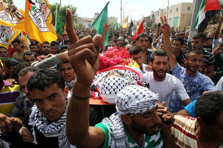 Fler an 3 000 har dott under intifadan