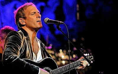 Michael Bolton was known for his long blond locks before he got rid of them in the 1990s (Alterna2/CC BY 2.0)