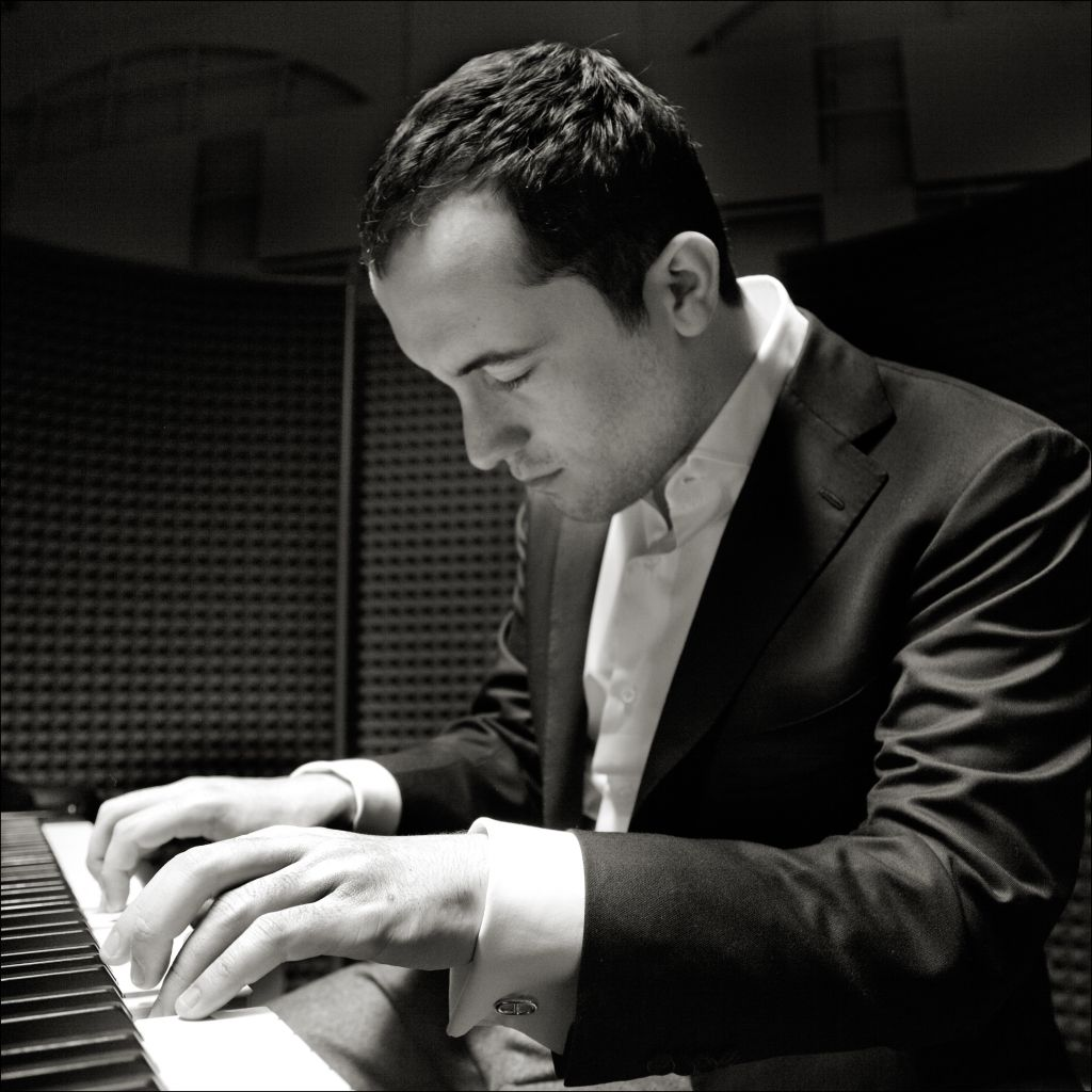 When 16-year-old Igor Levit first heard 'The People United' by Rzewski, he decided to write to the American composer directly and a friendship was struck up. (Felix Borede)