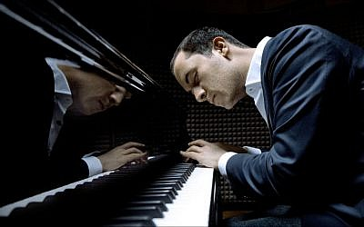 Russian-German pianist Igor Levit (Felix Broede)