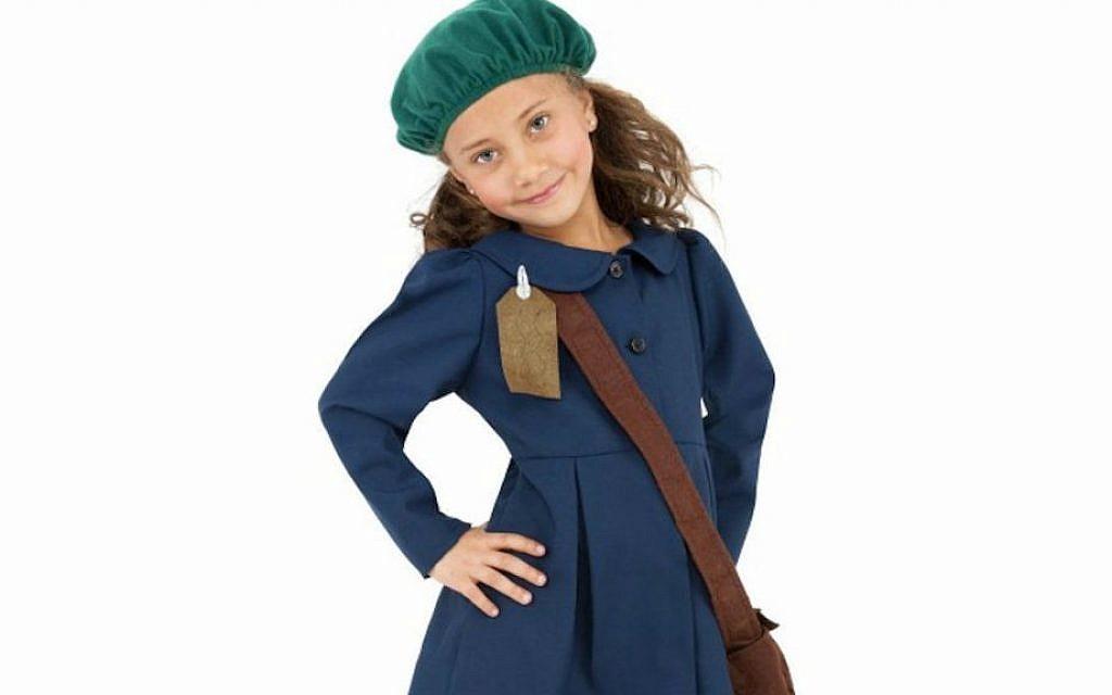 Found on eBay a u00271940s World War II Girls Period Anne Frank Fancy Dress  sc 1 st  The Times of Israel & Mom can I be Anne Frank for Halloween?u0027 | The Times of Israel